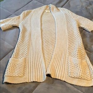 Banana Republic Cardigan Long